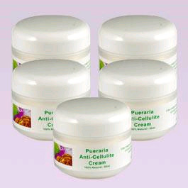Pueraria Mirifica Anti-Cellulite Cream x 5